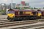 "EMD 968702-164 - DB Cargo ""66164"" 04.09.2017 Acton,Yard [GB] Mark Barber"