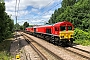 "EMD 968702-167 - DB Cargo ""66167"" 17.06.2019 London, Brondesbury Park [GB] Howard Lewsey"