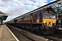 "EMD 968702-168 - DB Cargo ""66168"" 29.10.2016 Goole, Station [GB] Howard Lewsey"