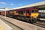 "EMD 968702-16 - DB Cargo ""66016"" 04.10.2016 Peterborough [GB] Howard Lewsey"