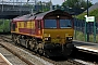 "EMD 968702-170 - EWS ""66170"" 07.05.2008 West Bromwich, Tame Bridge Parkway Station [GB] Julian Mandeville"