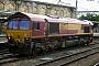 "EMD 968702-172 - DB Cargo ""66172"" 01.06.2016 Carlisle [GB] Julian Mandeville"