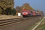 """EMD 968702-178 - DB Schenker """"66178"""" 02.11.2011 Lasow [PL] Torsten Frahn"""