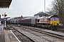 "EMD 968702-183 - DB Schenker ""66183"" 05.03.2014 Worcester, Shrub Hill Station [GB] Dan Adkins"
