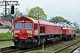 """EMD 968702-189 - DB Schenker """"66189"""" 17.04.2016 Wegliniec [PL] Torsten Frahn"""