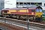 """EMD 968702-192 - DB Schenker """"66192"""" 04.08.2015 Doncaster [GB] Andrew  Haxton"""