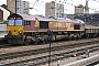"EMD 968702-197 - EWS ""66197"" 01.03.2008 Doncaster [GB] Andrew  Haxton"