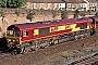"""EMD 968702-199 - DB Schenker """"66199"""" 15.09.2004 Eastleigh [GB] Roger Morris"""