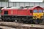 "EMD 968702-1 - DB Cargo ""66001"" 16.09.2019 Eastleigh [GB] Russ Smith"