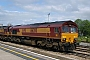 "EMD 968702-200 - EWS ""66200"" 28.05.2006 Didcot Parkway [GB] André Grouillet"