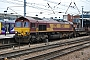 "EMD 968702-206 - EWS ""66206"" 04.10.2008 Doncaster [GB] Andrew  Haxton"