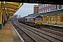 """EMD 968702-21 - DB Schenker """"66021"""" 02.12.2013 Newport [GB] Peter Lovell"""