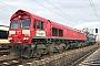 "EMD 968702-227 - DB Cargo ""66227"" 24.11.2017 Warszawa [PL] Howard Lewsey"