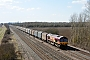 "EMD 968702-232 - DB Schenker ""66232"" 02.04.2013 Denchworth [GB] Peter Lovell"