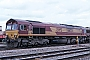 "EMD 968702-234 - ECR ""66234"" 28.05.2006 Didcot Parkway [GB] Theo Stolz"