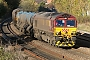 "EMD 968702-245 - DB Schenker ""66245"" 02.11.2012 Wellingborough [GB] Richard Gennis"