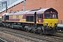"""EMD 968702-250 - DB Schenker """"66250"""" 17.08.2013 Doncaster [GB] Andrew  Haxton"""