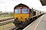 "EMD 968702-37 - DB Schenker ""66037"" 10.04.2014 Eastleigh [GB] Barry Tempest"