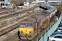 "EMD 968702-40 - DB Schenker ""66040"" 20.01.2014 Eastleigh [GB] Barry Tempest"