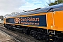 "EMD 968702-46 - GBRf ""66782"" 22.01.2018 Northfleet [GB] Howard Lewsey"