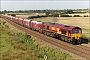 "EMD 968702-47 - DB Cargo ""66047"" 13.09.2016 Husborne Crawley [GB] Richard Gennis"