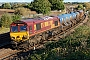 "EMD 968702-50 - DB Cargo ""66050"" 18.10.2016 Wellingborough [GB] Richard Gennis"