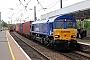"""EMD 968702-51 - DB Cargo """"66051"""" 29.05.2019 Ely [GB] Finlay Cox"""