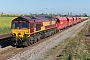 "EMD 968702-53 - DB Schenker ""66053"" 18.04.2015 Harrowed Junction [GB] Richard Gennis"