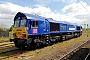 """EMD 968702-5 - DB Cargo """"66005"""" 05.05.2019 Didcot [GB] Ulen Neale"""