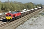 "EMD 968702-66 - DB Cargo ""66066"" 03.04.2017 Finedon, Sidings [GB] Richard Gennis"