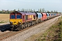 "EMD 968702-76 - DB Cargo ""66076"" 19.04.2017 Harrowden, Junction [GB] Richard Gennis"