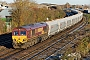 "EMD 968702-80 - DB Cargo ""66080"" 19.11.2016 Wellingborough [GB] Richard Gennis"