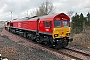 "EMD 968702-82 - DB Cargo ""66082"" 05.04.2017 Millerhill, Yard [GB] Howard Lewsey"