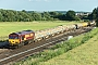 "EMD 968702-84 - DB Schenker ""66084"" 04.07.2015 Harrowden, Junction [GB] Richard Gennis"