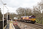 "EMD 968702-86 - DB Schenker ""66086"" 21.02.2015 London, Gospel Oak Station [GB] Henk Zwoferink"