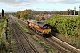 "EMD 968702-93 - DB Cargo ""66093"" 05.11.2016 Almondsbury [GB] David Moreton"