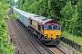 "EMD 968702-95 - DB Cargo ""66095"" 30.05.2019 Winchester [GB] Roger Morris"