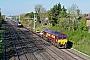 """EMD 968702-98 - DB Cargo """"66098"""" 27.04.2016 Maidenhead [GB] Peter Lovell"""