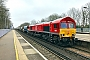 "EMD 968702-9 - DB Cargo ""66009"" 10.03.2017 London, Hither Green Station [GB] Howard Lewsey"