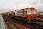 """EMD 998101-1 - HGK """"DE 61"""" 10.05.2005 Westerland(Sylt),Bahnhof [D] Nahne Johannsen"""