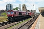 "EMD 998101-2 - RheinCargo ""DE 62"" 26.06.2015 BaselBad,Bahnhof [CH] Tobias Schmidt"