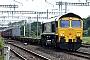 "EMD 998106-2 - Freightliner ""66502"" 06.06.2019 BishtonCrossing [GB] Peider Trippi"
