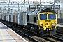 "EMD 998106-5 - Freightliner ""66505"" 21.04.2012 Northampton [GB] Dan Adkins"