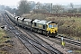 "EMD 998145-10 - Freightliner ""66515"" 12.01.2011 Brocklesby [GB] David Kelham"