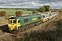 "EMD 998145-10 - Freightliner ""66515"" 14.09.2009 Wellingborough [GB] Richard Gennis"