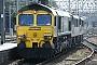 """EMD 998145-11 - Freightliner """"66516"""" 06.08.2009 Crewe [GB] Dan Adkins"""