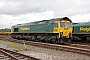 "EMD 998145-1 - Freightliner ""66506"" 30.10.2010 Crewe Basford Hall [GB] Mark Barber"