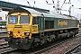 """EMD 998145-2 - Freightliner """"66507"""" 27.09.2007 Doncaster [GB] Theo Stolz"""