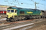 "EMD 998145-3 - Freightliner ""66508"" 22.02.2014 Doncaster [GB] Andrew  Haxton"