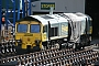 "EMD 998145-8 - Freightliner ""66513"" 27.09.2009 LeedsMidlandRoad [GB] Dan Adkins"